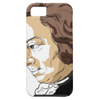 Mozart (Wolfgang Amadeus Mozart) iPhone 5 Covers