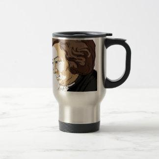 Mozart (Wolfgang Amadeus Mozart) Travel Mug