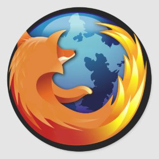 Mozilla Sticker