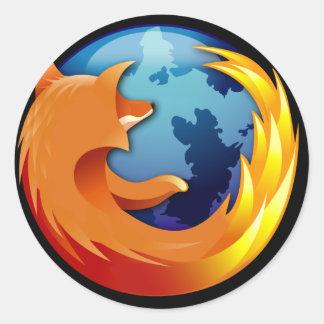 Mozilla Sticker