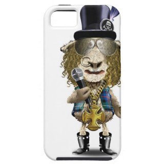 Mozz Mutton a Heavy Metal rock SHEEP iPhone 5 Cover