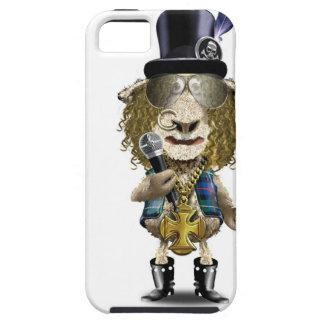Mozz Mutton a Heavy Metal rock SHEEP Tough iPhone 5 Case