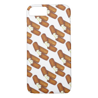 Mozzarella Cheese Sticks Junk Food Foodie Print iPhone 8/7 Case