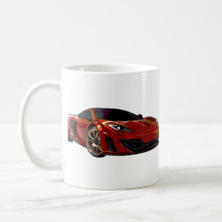 MP4 12C. COFFEE MUG