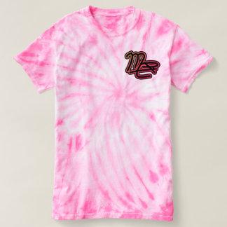 MP signature - Pink dye T-Shirt