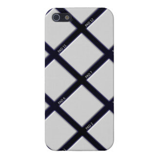 MPC style Drum Pads iPhone 5 glossy case iPhone 5/5S Covers