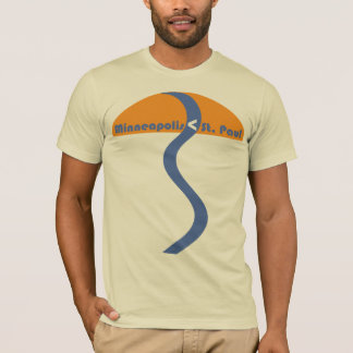 mpls < st paul T-Shirt