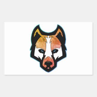MPV Husky Sticker
