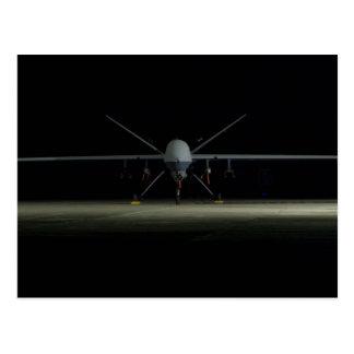 MQ-9 Reaper Postcard