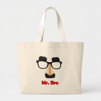 Mr1 Large Tote Bag