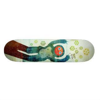 Mr. Abominable Skateboard