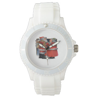 Mr and Mrs Claus Watch