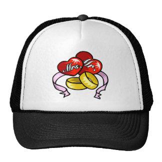 Mr And Mrs Hat / Cap