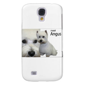 Mr Angus Galaxy S4 Covers