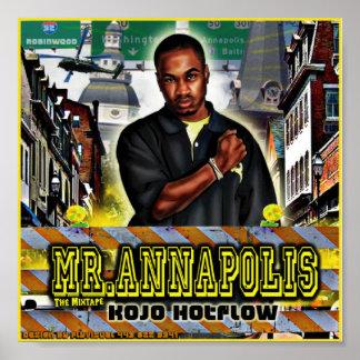 Mr. Annapolis Poster