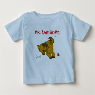 Mr. Awesome Infant Shirt