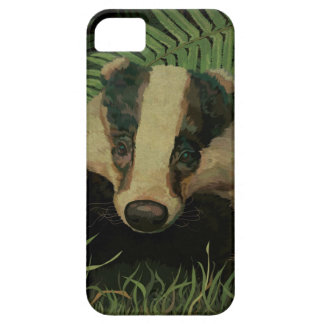 Mr Badger iPhone 5/5S Covers