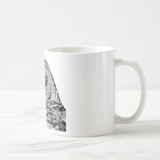 Mr Barred Owl - 2015 Light Background Mug