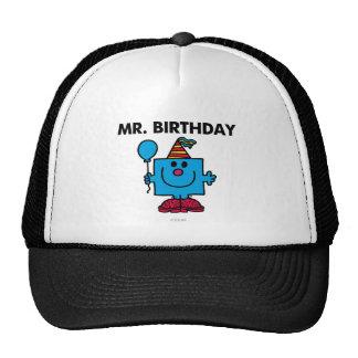 Mr Birthday Classic Trucker Hat