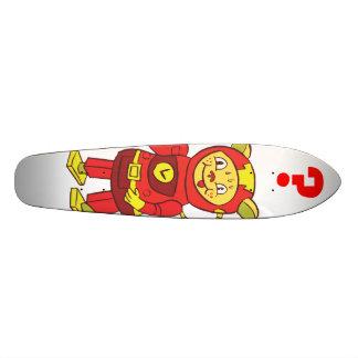 Mr. Biscuits Custom Skate Board