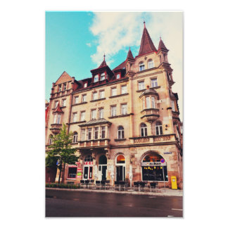 Mr. Bleck - Friedrich-Ebert-Platz, Nuremberg Photo Art