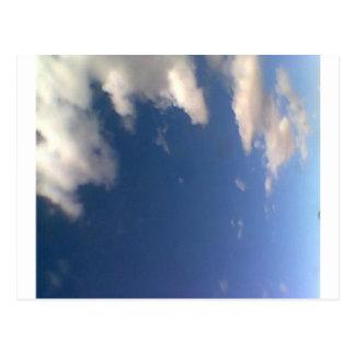 Mr. Blue Sky Postcard