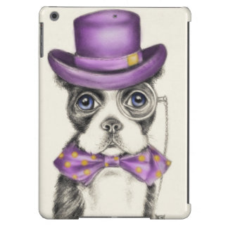 Mr Boston Terrier Cover For iPad Air