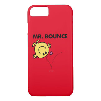 Mr. Bounce | Classic Pose iPhone 8/7 Case