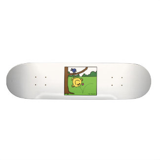 Mr. Bounce In The Park Skateboard Decks