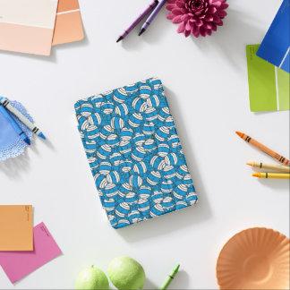 Mr Bump   Blue Confusion Pattern iPad Mini Cover
