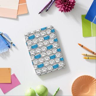 Mr Bump   Blue Pattern iPad Mini Cover
