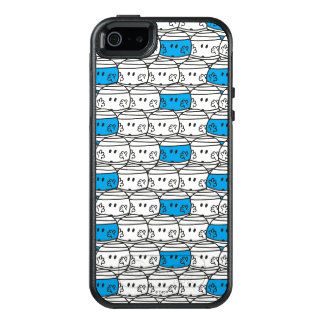 Mr Bump | Blue Pattern OtterBox iPhone 5/5s/SE Case