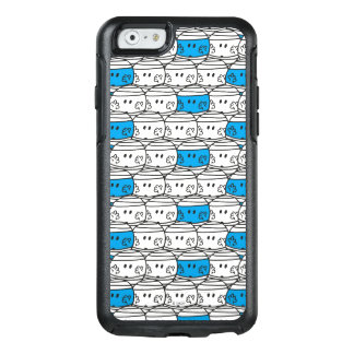 Mr Bump | Blue Pattern OtterBox iPhone 6/6s Case