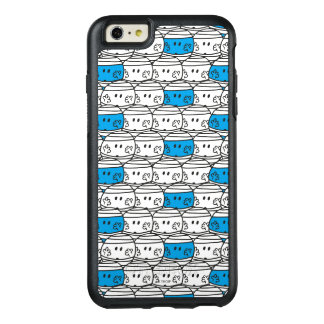 Mr Bump | Blue Pattern OtterBox iPhone 6/6s Plus Case