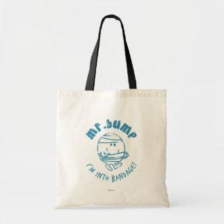 Mr. Bump | I'm Into Bandage Budget Tote Bag