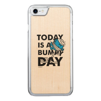 Mr. Bump | Today is a Bumpy Day Carved iPhone 8/7 Case