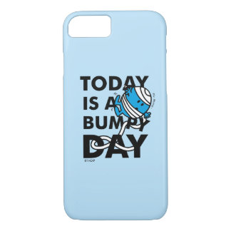 Mr. Bump | Today is a Bumpy Day iPhone 8/7 Case