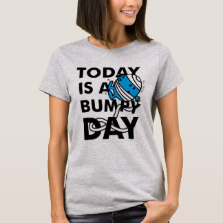 Mr. Bump   Today is a Bumpy Day T-Shirt