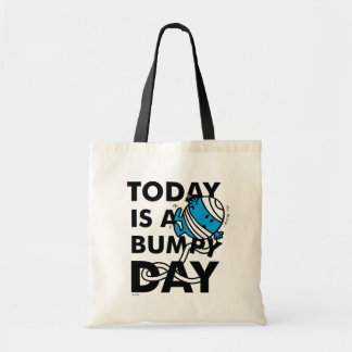 Mr. Bump | Today is a Bumpy Day Tote Bag