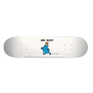 Mr Busy Classic 1 Skate Board