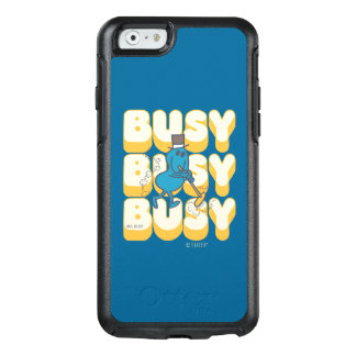 Mr. Busy Sweeping Quickly OtterBox iPhone 6/6s Case
