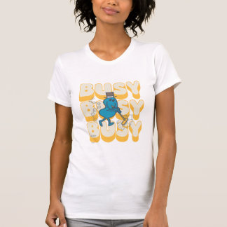 Mr. Busy Sweeping Quickly T Shirt