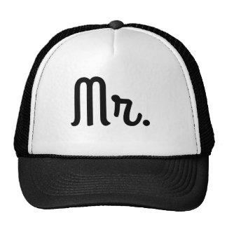 Mr. Cap