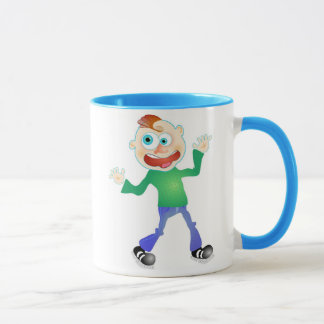 Mr Chat Mug
