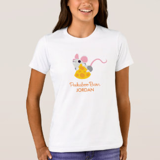 Mr. Cheeseman the Mouse Tee Shirts