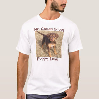 Mr. Choco Scout's Field Expedition T-Shirt