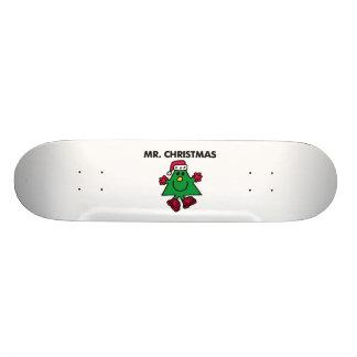 Mr Christmas Classic Skateboard Decks