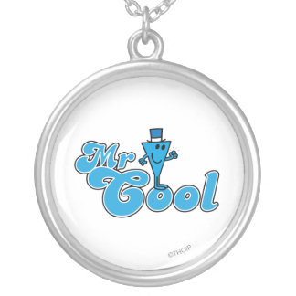 Mr. Cool | Happy Fist Pump Silver Plated Necklace