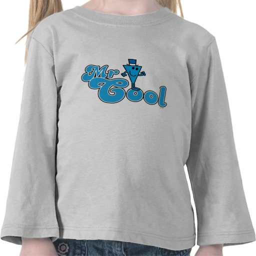Mr Cool Logo 1 T-shirts