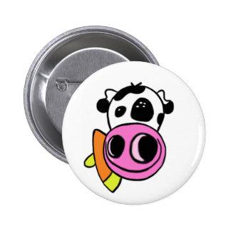 Mr. Cow Button